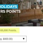 Hilton buy points -50% off with limit increase + Hyatt -25% promo.