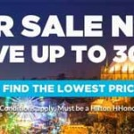 Hilton winter sale live + Etihad Gold offer + Update on R0 Computicket airfares on SAA.