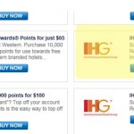 IHG points sale – 5 star for $28 still available
