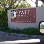 Trip to Hyatt Oubaai – upgraded to the best suite