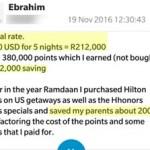 A new Elite offer + amazing inspirational feedback + SPG -35% Cybersale + Accor promos + Hilton free stay.
