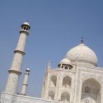 Trip: Taj Mahal, India.