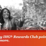 IHG buy points with 100 percent bonus promo ends today.