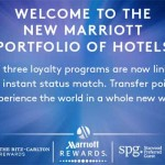 Starwood SPG Platinum as Marriott takes them over + free 1000 IHG points + most insane airline specials continues.