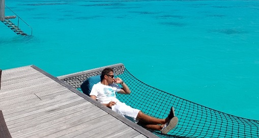 Maldives offer, our 1st Youtube hotel video, Hilton+