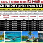 Never seen Maldives? now is your chance + Hotel Black Friday promo's