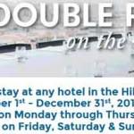 Hilton HHonors new promo + Marriott Megabonus promo + Zar13 to dollar again