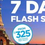 Hilton flash sale + Hilton quarterly category changes.