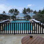 Trip to Bali Conrad Presidential Suite upgrade.